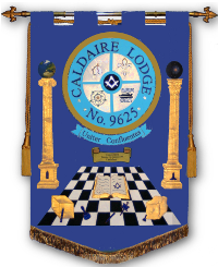 Caldaire Lodge : Freemasonry in Castleford